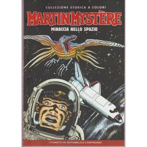 Martin Mystere Collezione storica a colori vol.8  - Minaccia nello Spazio