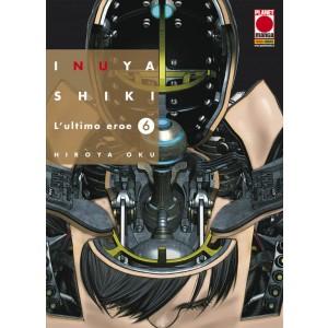 Manga: INUYASHIKI L'ULTIMO EROE 6 - KODAMA 10 - Planet Manga