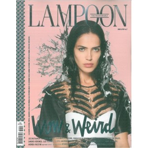 LAMPOON the fashionable vol. 7/2016