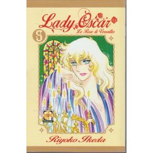 LADY OSCAR. LE ROSE DI VERSAILLES. N. 5 RIYOKO SKEDA. LADY COLLECTION 45