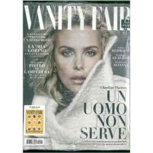 VANITY FAIR - settimanale n. 44 Novembre 2016 + EXCELLENCE