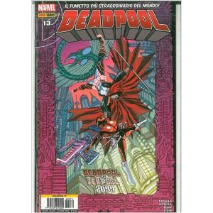 Deadpool N. 13 ( 72 ) - Marvel talia