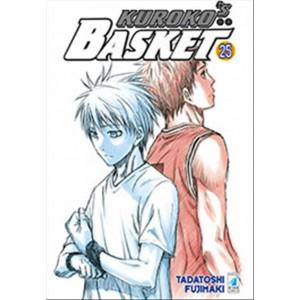 Manga: KUROKO'S BASKET # 25 - Star Comics collana Dragon # 221