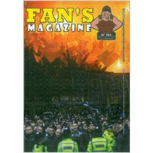 Fan's Magazine - Quindicinmale n. 361 - 11 Novembre 2016