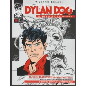 """Dylan Dog il nero della paura vol, 16 di Tiziano Sclavi """"cuore di zombi..."""""""