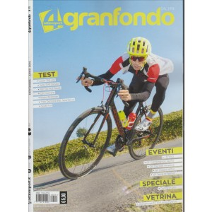 4 (For) Granfondo - mensile n. 11 Novembre 2016