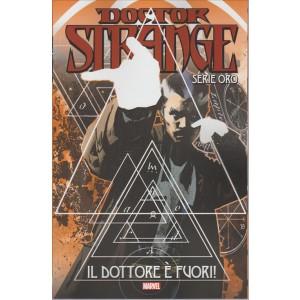 DOCTOR STRANGE. SERIE ORO. IL DOTTORE E' FUORI! N. 3