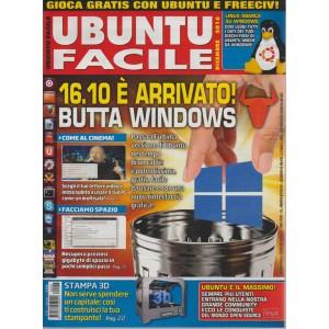 UBUNTU FACILE. N. 46.MENSILE NOVEMBRE 2016.