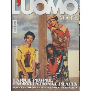 L'uomo Vogue - mensile n. 475 - Novembre 2016
