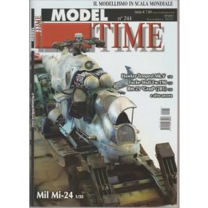 Model Time - mensile n. 244 Novembre 2016