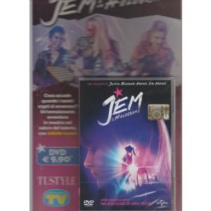DVD Jem e Le Holograms - un film di Jon Chu con Aubrey Peeples, Stefanie Scott
