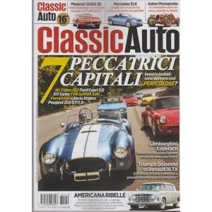 Classic Auto - mensile n. 10 Novembre 2016