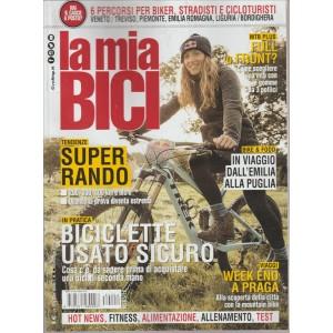 La Mia Bici - mensile n. 4 Novembre 2016