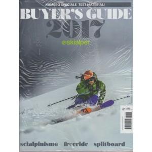 Buyer's Guide 2017 - by Skialper - Numero speciale Test materiali