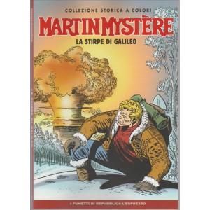 Martin Mystere Collezione storia a colori vol. 9 -  La Stirpe di Galileo
