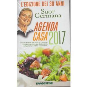 AGENDA CASA 2017 DI SUOR GERMANA. L'EDIZIONE DEI 30 ANNI.  DE AGOSTINI.