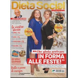 DIETA SOCIAL. N. 4 DICEMBRE 2016.