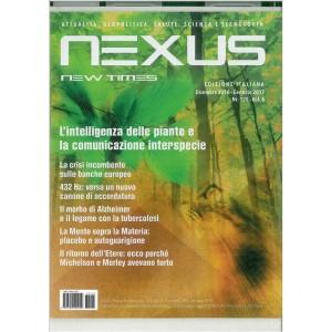 Nexus New Times ediz.Italiana - rivista bimestrale n. 125 Dic.2016/Genn.2017