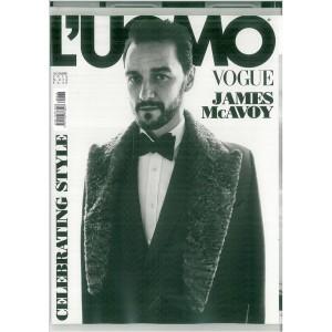 L'uomo Vogue - mensile n. 476 Dicembre 2016