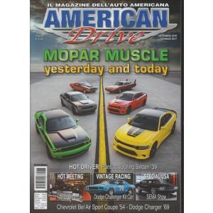 AMERICAN DRIVE. N. 73 DICEMBRE 2016 GENNAIO 2017 BIMESTRALE