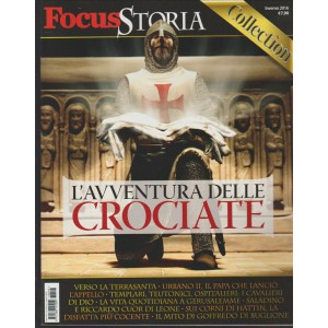 Focus Storia Collection  - Avventure Delle Crociate - Inverno 2016