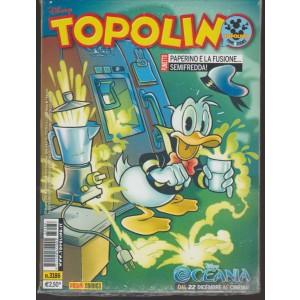 Topolino - settimanale n. 3186 - 20 Dicembre 2016