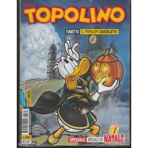 Topolino - settimanale n. 3184 del 6 Dicembre 2016