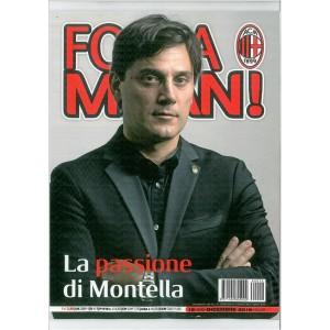 FORZA MILAN mensile n. 12 (596) Dicembre 2016 Lam passione di MONTELLA