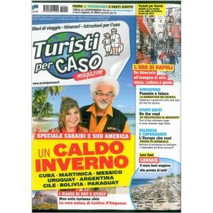Turisti per Caso Magazine - mensile n. 92 Febbraio 2016