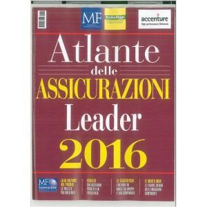 Atlante delle Assicurazioni Leader 2016 by MF/Italia Oggi
