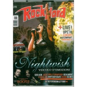 Rockhard Extra - n. 13 Dicembre 2016 Nightwish