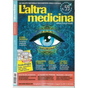 L'altra Medicina Magazine - mensile n. 59 Gennaio 2017