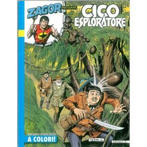 Zagor presenta: CICO Esploratore vol. 22 (ristampa cronologica a colori)