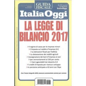 GuidaFiscale by Italia Oggi - La Legge di Bilancio 2017