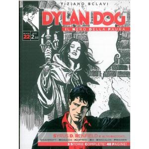 Dylan Dog # Il Nero della paura di Tiziano Sclavi vol. 22 - Syrus D. Renfield