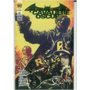 Batman Il Cavaliere Oscuro 51 - DC Comics Lion