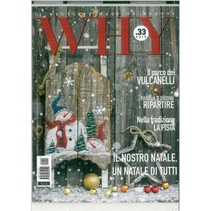 WHY MARCHE . ricista bimestrale n. 33 Dicembre 2016