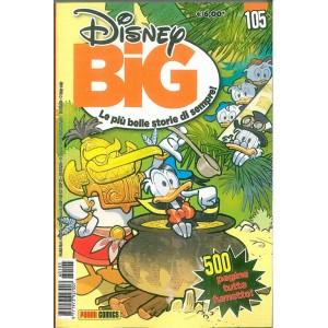 Disney Big - Mensile n. 105 - Gennaio 2017 Le più belle storie di sempre