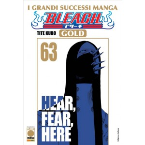 Manga: BLEACH MANGA GOLD 63 - Planet Manga