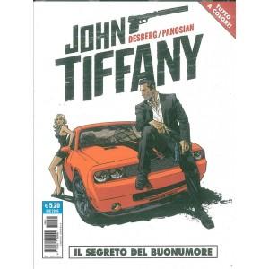 """Cosmo Serie Blu - John Tiffany n. 1 """"Il segreto del bionumore"""""""