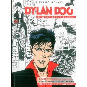 Dylan Dog Il Nero della Paura  vol.23 di Tiziano Sclavi - Lo Specchio ...