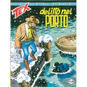 Tex Nuova Ristampa n. 415 - Delitto nel Porto