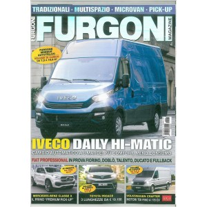 Furgoni Magazine  - Trimestrale n. 31 Gennaio 2017