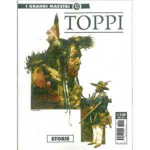 Cosmo Albi - Sergio Toppi - Il Collezionista vol. 3