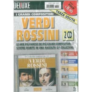 Doppio CD I grandi compositori: VERDI & ROSSINI