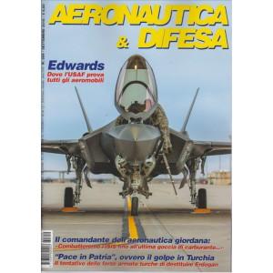 AERONAUTICA & DIFESA. N. 359. SETTEMBRE 2016. MENSILE.