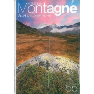 Meridiani Montagne n. 55 Alpi del sempione