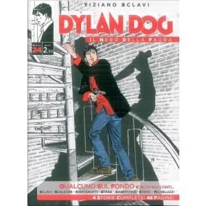 Dylan Dog -Il Nero della Paura vol. 24 di Tiziano Sclavi
