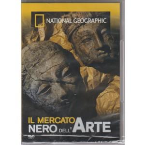 NATIONAL GEOGRAPHIC DVD. IL MERCATO NERO DELL'ARTE .