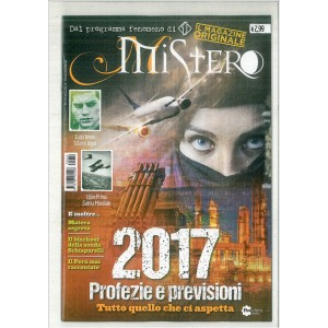 Mistero Magazine - mensile n. 34 Febbraio 2017